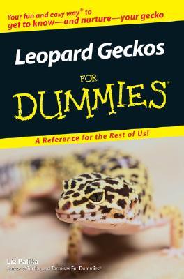 Leopard Geckos for Dummies By Palika, Liz